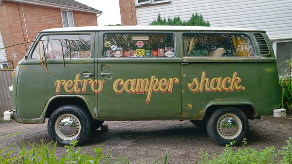 1973 VW Type 2 Baywindow Campervan For Sale (picture 4 of 106)