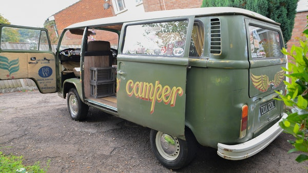 1973 VW Type 2 Baywindow Campervan For Sale (picture 8 of 106)