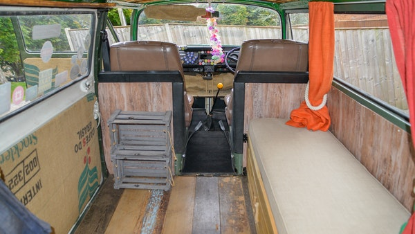 1973 VW Type 2 Baywindow Campervan For Sale (picture 36 of 106)