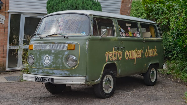 1973 VW Type 2 Baywindow Campervan For Sale (picture 1 of 106)