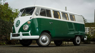 RESERVE LOWERED - 1965 Volkswagen Camper Westfalia
