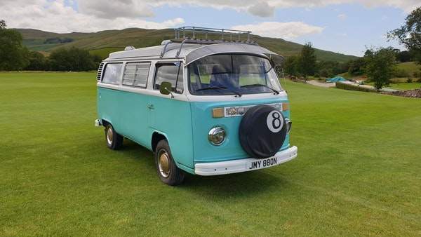 1975 Volkswagen Type 2 Camper For Sale (picture 17 of 138)