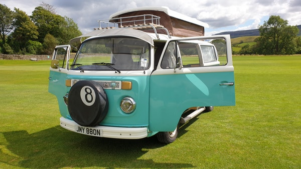 1975 Volkswagen Type 2 Camper For Sale (picture 23 of 138)