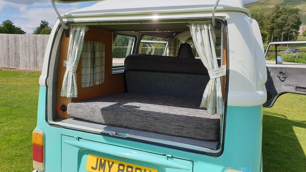 1975 Volkswagen Type 2 Camper For Sale (picture 28 of 138)