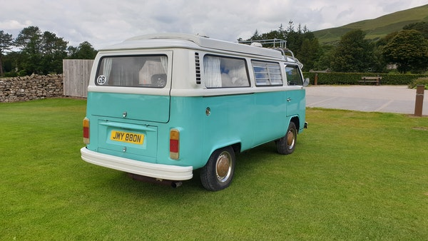 1975 Volkswagen Type 2 Camper For Sale (picture 9 of 138)