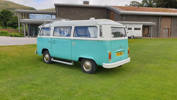 1975 Volkswagen Type 2 Camper For Sale (picture 8 of 138)