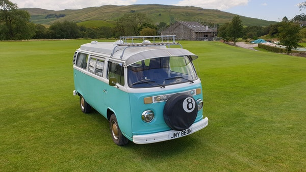 1975 Volkswagen Type 2 Camper For Sale (picture 18 of 138)