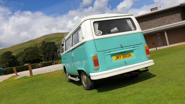 1975 Volkswagen Type 2 Camper For Sale (picture 14 of 138)
