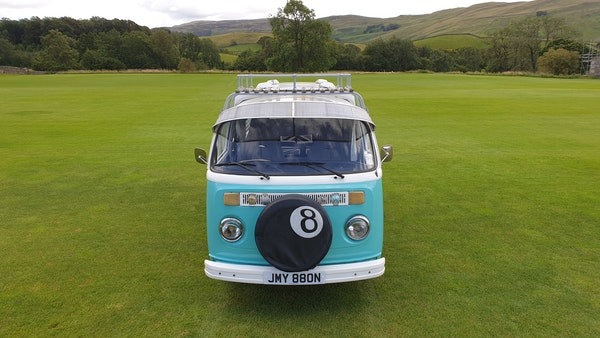 1975 Volkswagen Type 2 Camper For Sale (picture 19 of 138)
