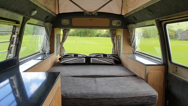 1975 Volkswagen Type 2 Camper For Sale (picture 62 of 138)