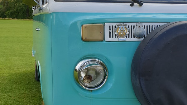 1975 Volkswagen Type 2 Camper For Sale (picture 74 of 138)