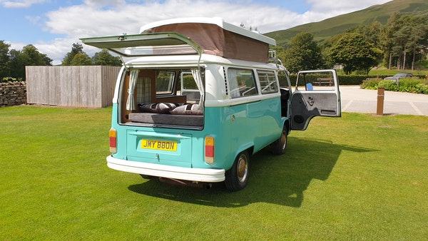1975 Volkswagen Type 2 Camper For Sale (picture 27 of 138)