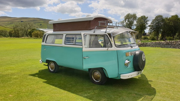 1975 Volkswagen Type 2 Camper For Sale (picture 25 of 138)