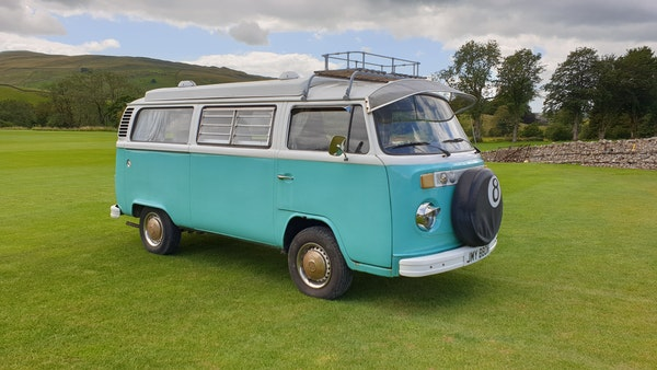 1975 Volkswagen Type 2 Camper For Sale (picture 15 of 138)