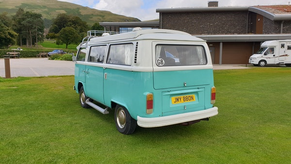 1975 Volkswagen Type 2 Camper For Sale (picture 11 of 138)