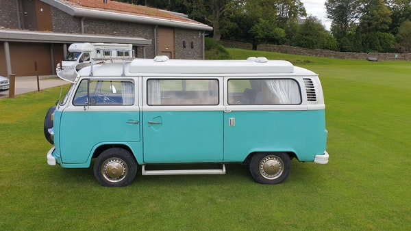1975 Volkswagen Type 2 Camper For Sale (picture 20 of 138)