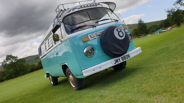 1975 Volkswagen Type 2 Camper For Sale (picture 16 of 138)