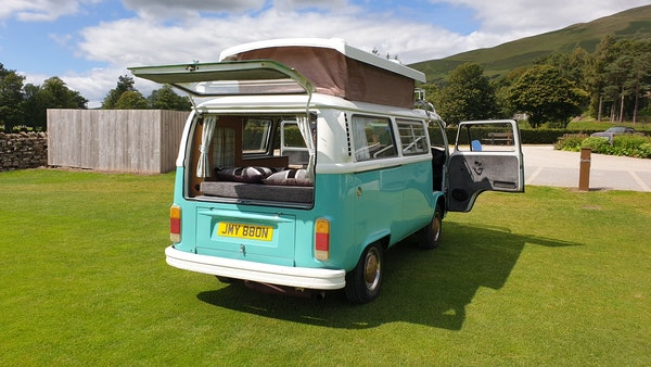 1975 Volkswagen Type 2 Camper For Sale (picture 26 of 138)
