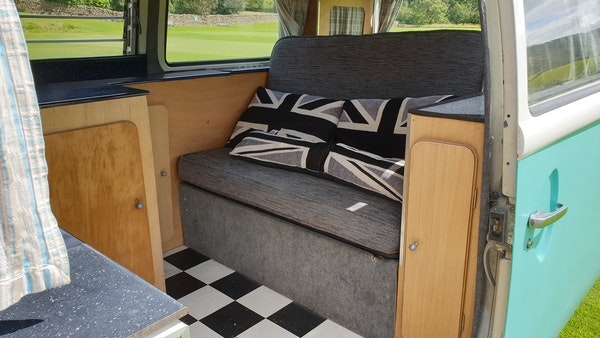 1975 Volkswagen Type 2 Camper For Sale (picture 51 of 138)