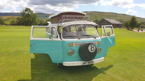 1975 Volkswagen Type 2 Camper For Sale (picture 24 of 138)