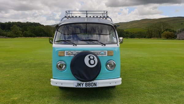 1975 Volkswagen Type 2 Camper For Sale (picture 1 of 138)