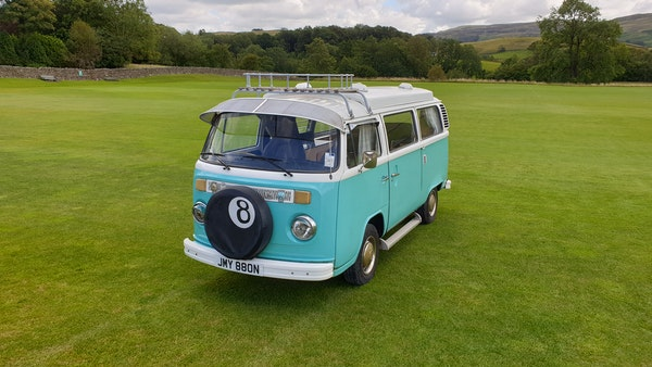 1975 Volkswagen Type 2 Camper For Sale (picture 22 of 138)
