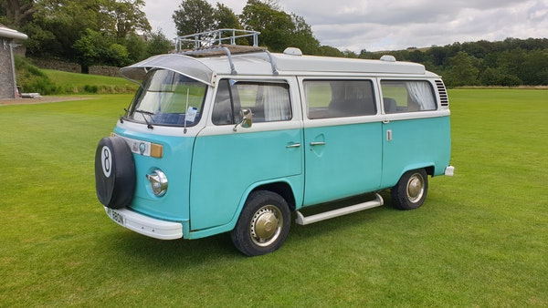 1975 Volkswagen Type 2 Camper For Sale (picture 7 of 138)