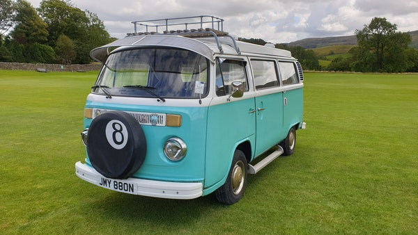 1975 Volkswagen Type 2 Camper For Sale (picture 3 of 138)