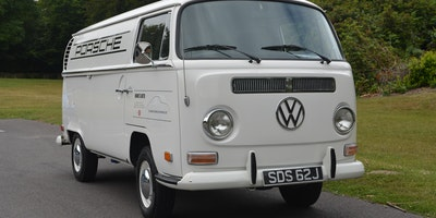 1971 Volkswagen Type 2 Panel Van