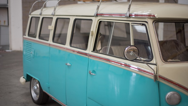 1974 VW Split Screen Micro Bus LHD For Sale (picture 76 of 97)