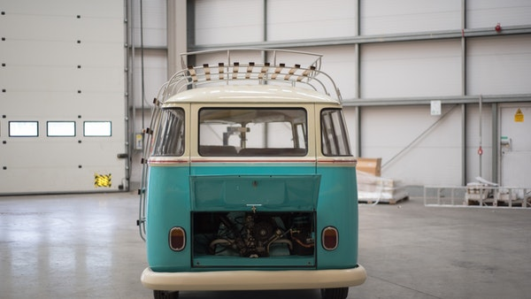 1974 VW Split Screen Micro Bus LHD For Sale (picture 20 of 97)