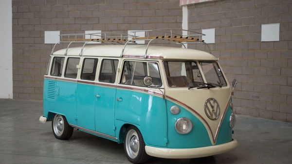 1974 VW Split Screen Micro Bus LHD For Sale (picture 8 of 97)