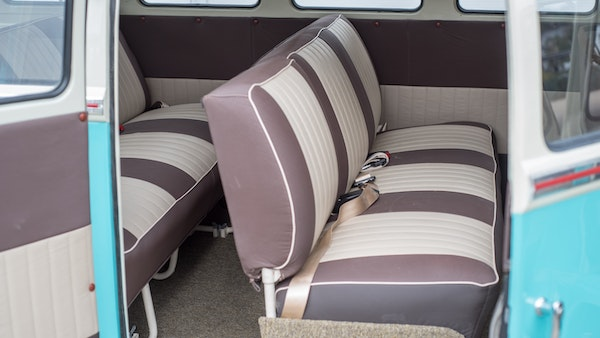 1974 VW Split Screen Micro Bus LHD For Sale (picture 36 of 97)