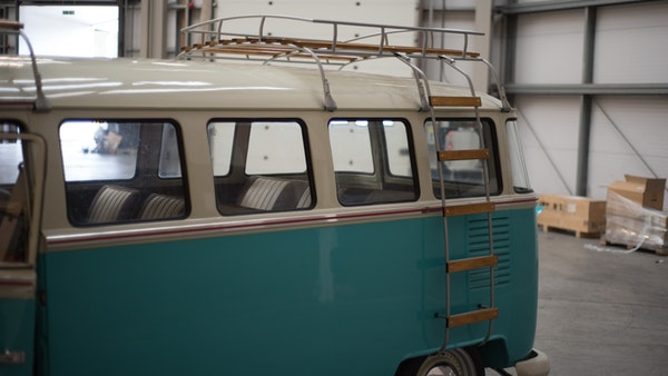 1974 VW Split Screen Micro Bus LHD For Sale (picture 69 of 97)