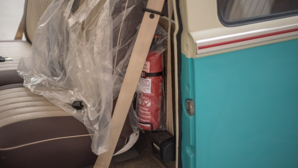 1974 VW Split Screen Micro Bus LHD For Sale (picture 32 of 97)