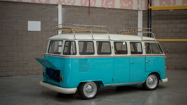 1974 VW Split Screen Micro Bus LHD For Sale (picture 4 of 97)