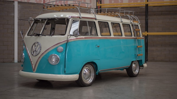 1974 VW Split Screen Micro Bus LHD For Sale (picture 16 of 97)