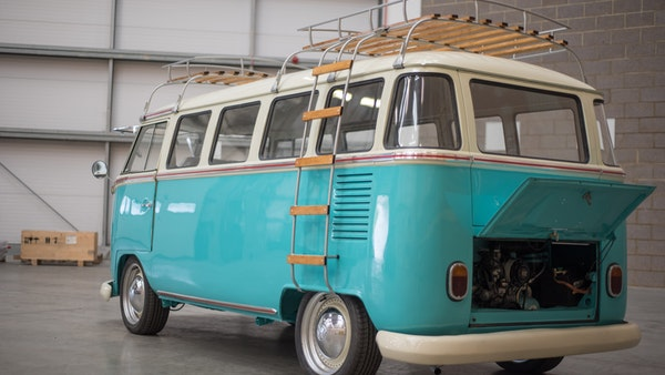 1974 VW Split Screen Micro Bus LHD For Sale (picture 21 of 97)