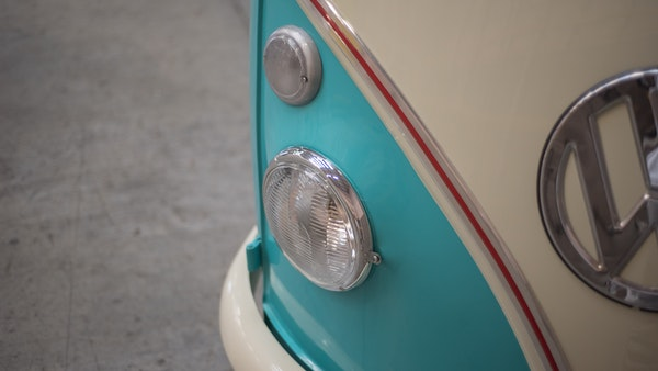 1974 VW Split Screen Micro Bus LHD For Sale (picture 60 of 97)