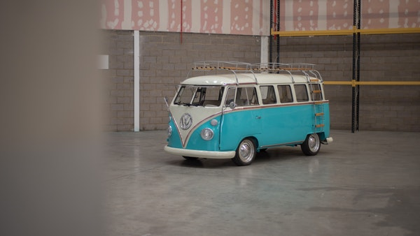 1974 VW Split Screen Micro Bus LHD For Sale (picture 87 of 97)