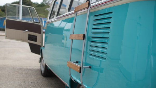 1974 VW Split Screen Micro Bus LHD For Sale (picture 90 of 97)