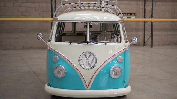 1974 VW Split Screen Micro Bus LHD For Sale (picture 12 of 97)