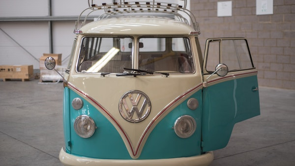 1974 VW Split Screen Micro Bus LHD For Sale (picture 61 of 97)