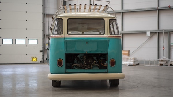 1974 VW Split Screen Micro Bus LHD For Sale (picture 22 of 97)