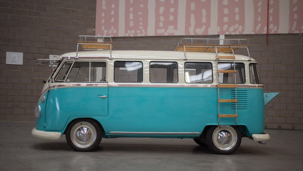 1974 VW Split Screen Micro Bus LHD For Sale (picture 17 of 97)