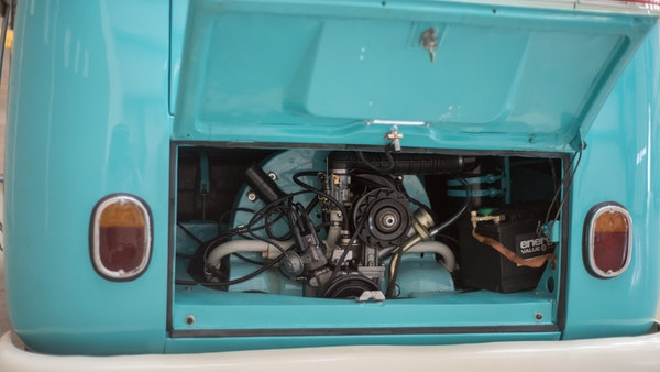 1974 VW Split Screen Micro Bus LHD For Sale (picture 72 of 97)