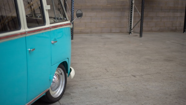 1974 VW Split Screen Micro Bus LHD For Sale (picture 68 of 97)