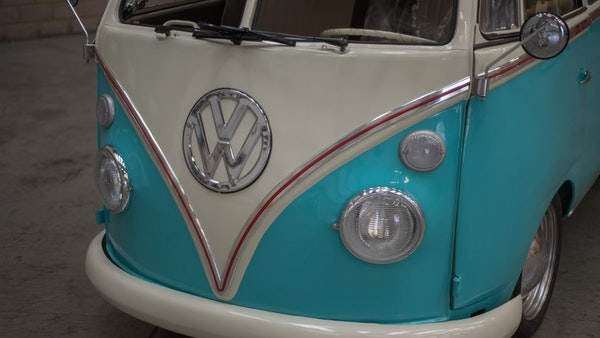 1974 VW Split Screen Micro Bus LHD For Sale (picture 86 of 97)