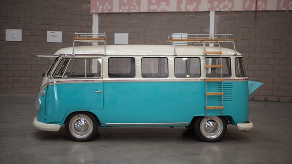 1974 VW Split Screen Micro Bus LHD For Sale (picture 15 of 97)
