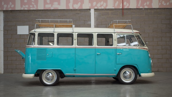 1974 VW Split Screen Micro Bus LHD For Sale (picture 7 of 97)